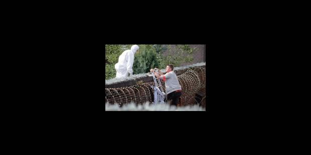 Une incroyable cavalcade - La Libre