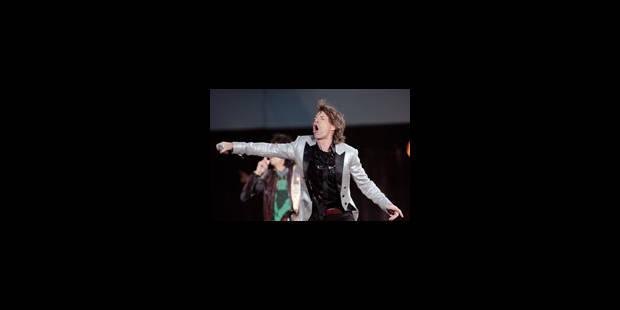 Ca roule de nouveau pour les Rolling Stones de retour au pays - La Libre
