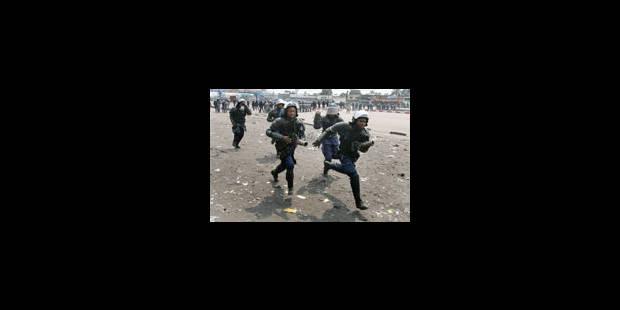 Retour à un calme précaire à Kinshasa - La Libre
