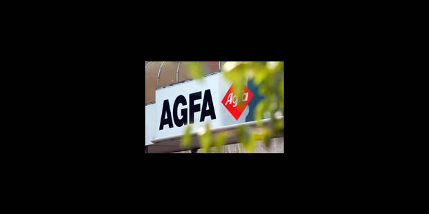 Agfa-Gevaert supprime 2.000 emplois - La Libre