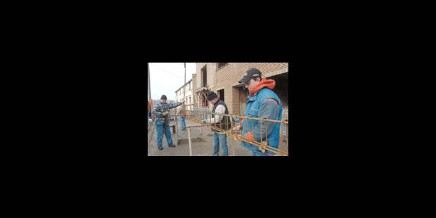 40% des chantiers sont en infraction - La Libre