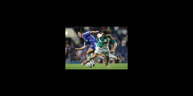 Chelsea, sûr de sa force, domine un Werder séduisant - La Libre
