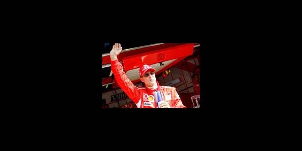Schumacher annonce sa retraite - La Libre