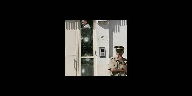 Terrorisme antiaméricain à Damas - La Libre