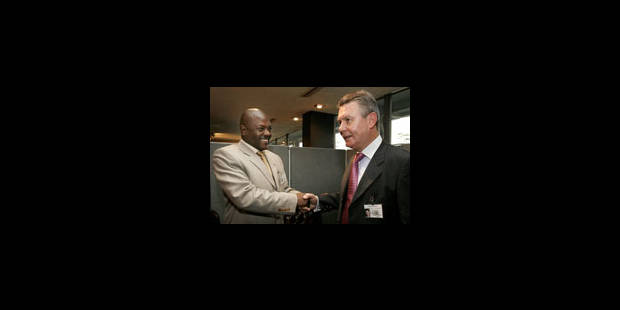Les inquiétudes africaines de De Gucht - La Libre