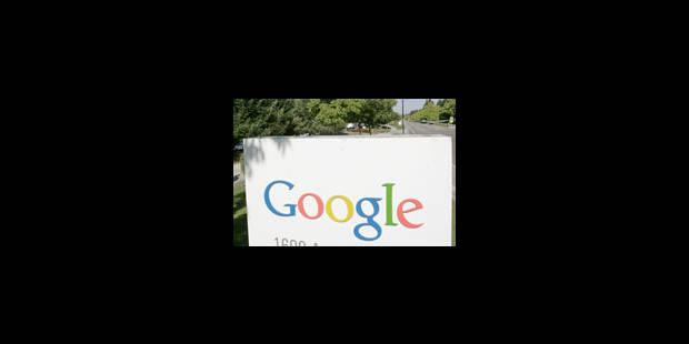 Google fait appel face aux éditeurs - La Libre