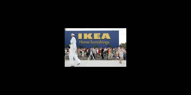 Ikea au top du baromètre des marques - La Libre