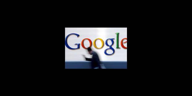 Rédacteurs et photographes aussi face à Google - La Libre