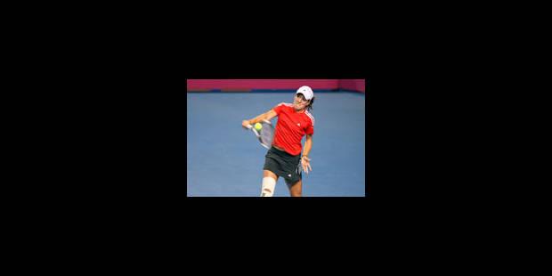 Justine Henin-Hardenne ne jouera plus avant les Masters - La Libre