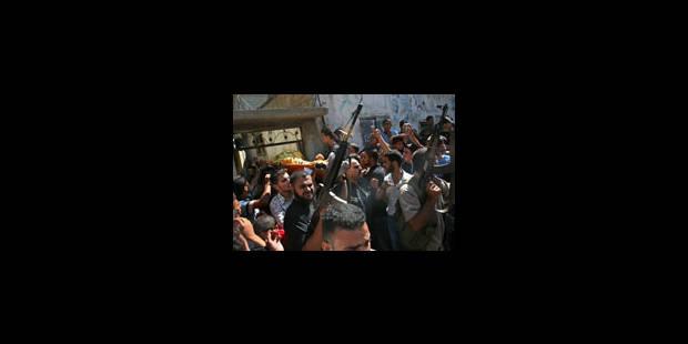 La tension reste vive à Gaza - La Libre