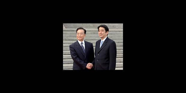 Visite historique du nouveau Premier ministre japonais - La Libre