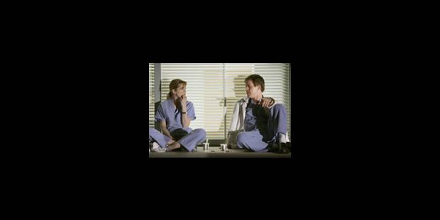 Les bleus au coeur de nos chers docteurs - La Libre