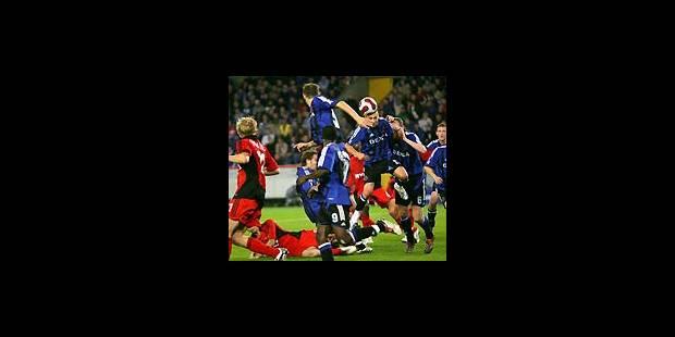 Bruges perd deux points - La Libre