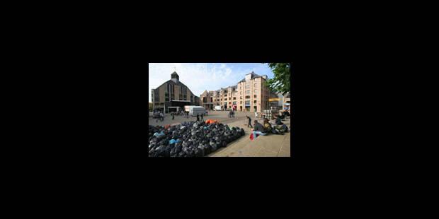 Louvain-la-Neuve sous le choc - La Libre
