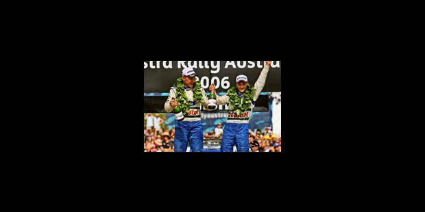 Loeb champion du monde - La Libre