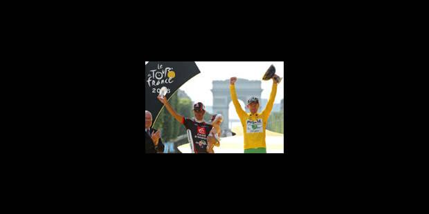 Le Tour de France partira de Londres - La Libre