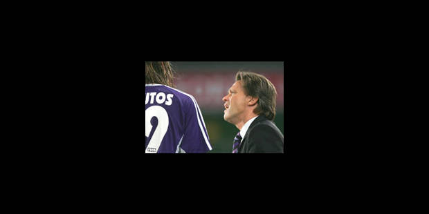 Anderlecht en quête d'exploit à Milan - La Libre