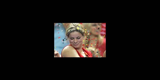 Kim Clijsters va se marier - La Libre