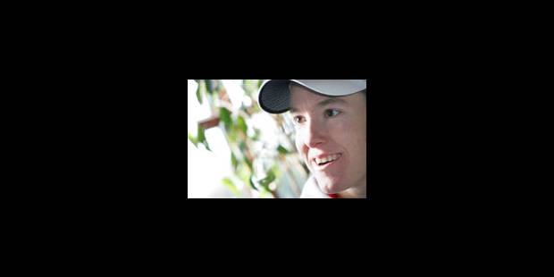 Justine ira aux Masters - La Libre