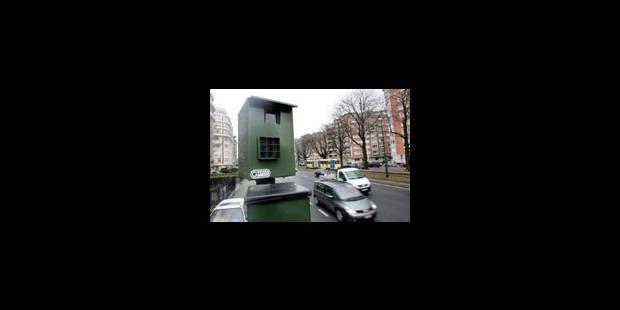 27 boîtiers radars bientôt installés à Bruxelles - La Libre