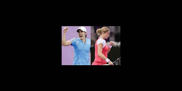 Le tennis féminin belge est en danger - La Libre