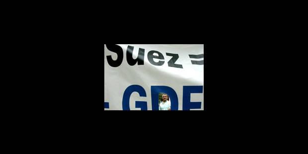 Bruxelles approuve la fusion Suez - GDF - La Libre