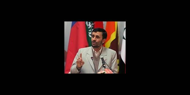 Le dossier iranien à nouveau sur la table - La Libre