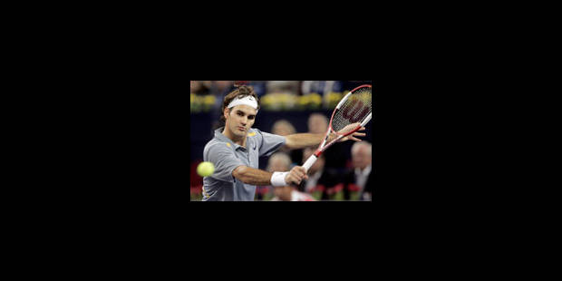 Roger Federer, simply the best