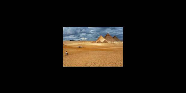 Une nouvelle théorie sur les pyramides d'Egypte