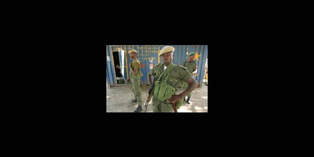 Fin (momentanée?) de l'aide à l'armée congolaise - La Libre