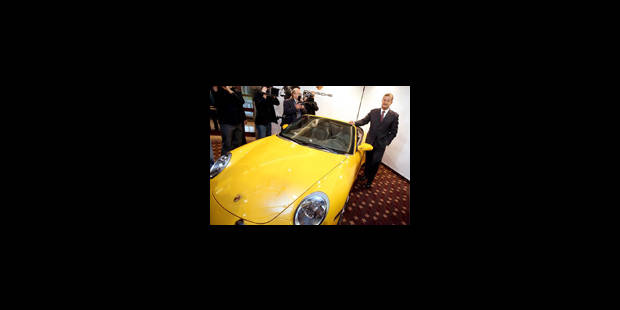 Porsche veut compter au sein de VW - La Libre