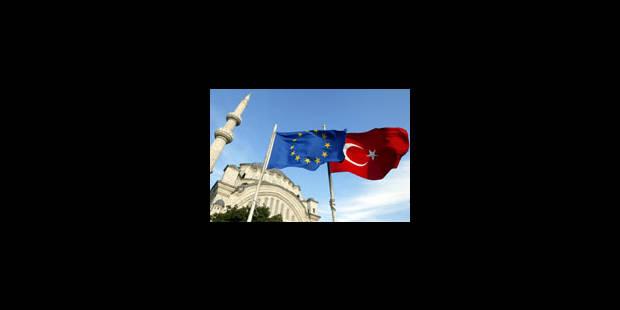 Ankara appelé à faire un pas de plus - La Libre