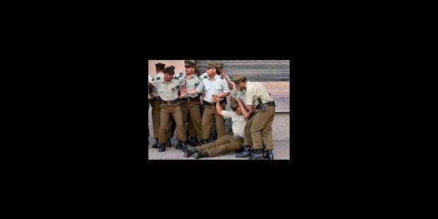 Hommage strictement militaire pour Pinochet - La Libre