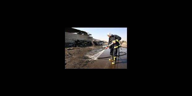 Attentats en cascade en Irak - La Libre