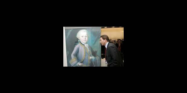 Un morceau du jeune Mozart découvert - La Libre