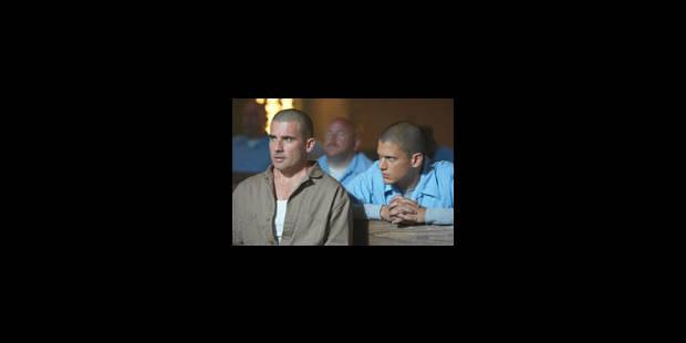 Scofield, nouveau roi de l'évasion - La Libre