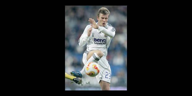 Beckham va quitter le Real Madrid - La Libre