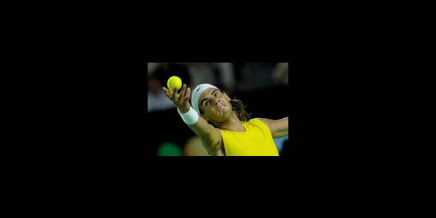 Nadal sans trembler en huitièmes de finale - La Libre