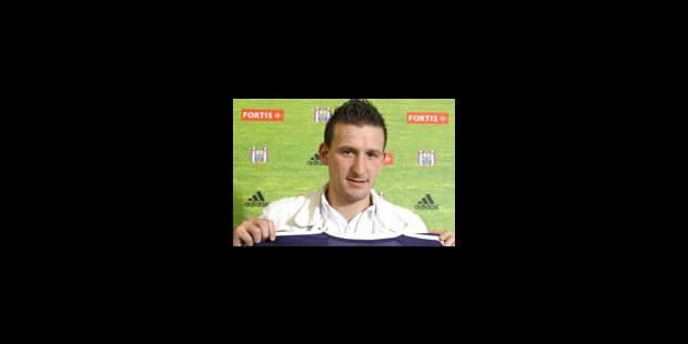 Walter Baseggio revient à Anderlecht - La Libre