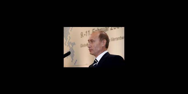 Des relents de Guerre froide - La Libre