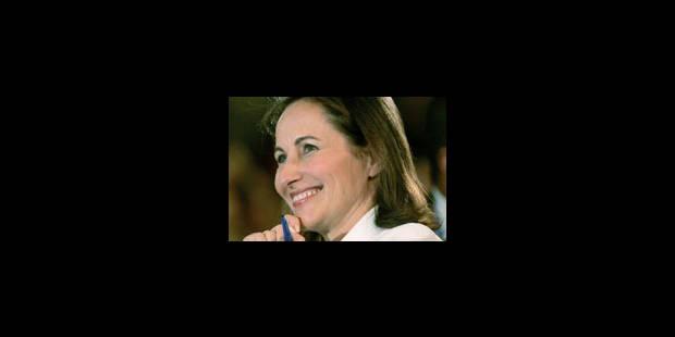 Royal relance sa campagne - La Libre