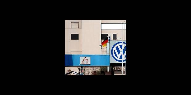 Accord chez VW Forest