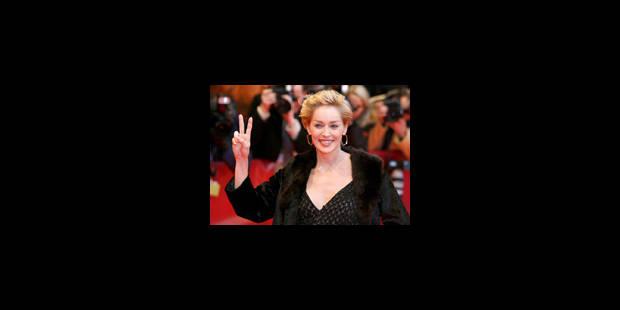Sharon Stone présente son dernier film au Festival de Berlin - La Libre