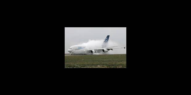 Airbus : jours difficiles pour les Belges - La Libre