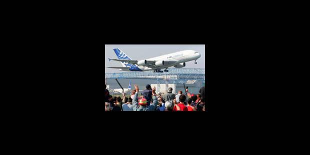 """Airbus reporte la publication du plan """"Power8"""""""