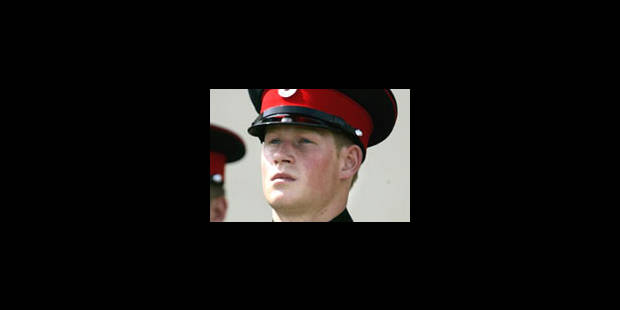 Le prince Harry part avec son régiment dans le Sud-Est irakien