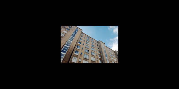 Le parc de logement social vendu aux locataires - La Libre