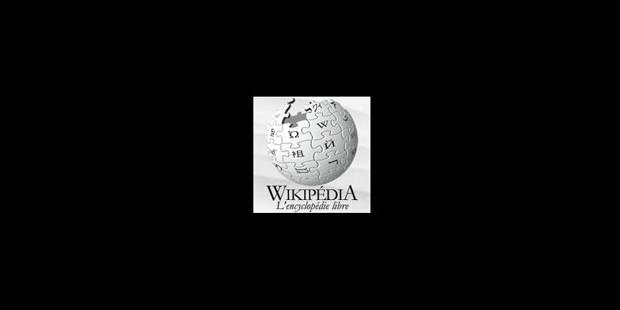 La fiabilité de Wikipédia mise en cause - La Libre