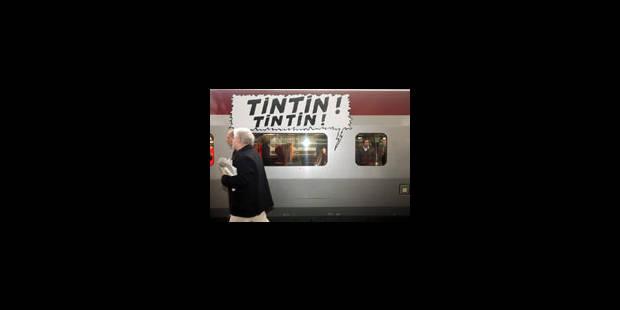 Tintin à Hollywood... - La Libre