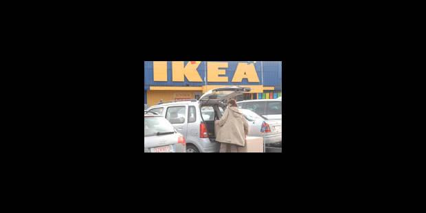 Ikea ne bouge pas; ses clients, oui